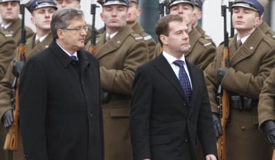 Prezydent ogłosi konkurs na pomnik pod Smoleńskiem
