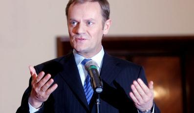 Tusk: Wiem, że kredyt zaufania dla mojego rządu się wyczerpuje