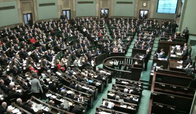 Sejm głosuje dziś nad traktatem lizbońskim