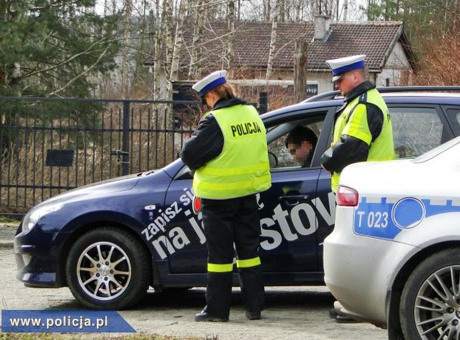 Przeciwni podwójnemu karaniu kierowców