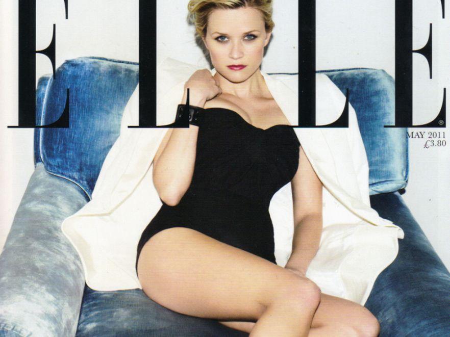 Reese Witherspoon inna niż zwykle