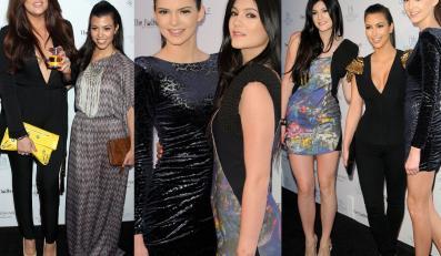 Siostry Kardashian i Jenner