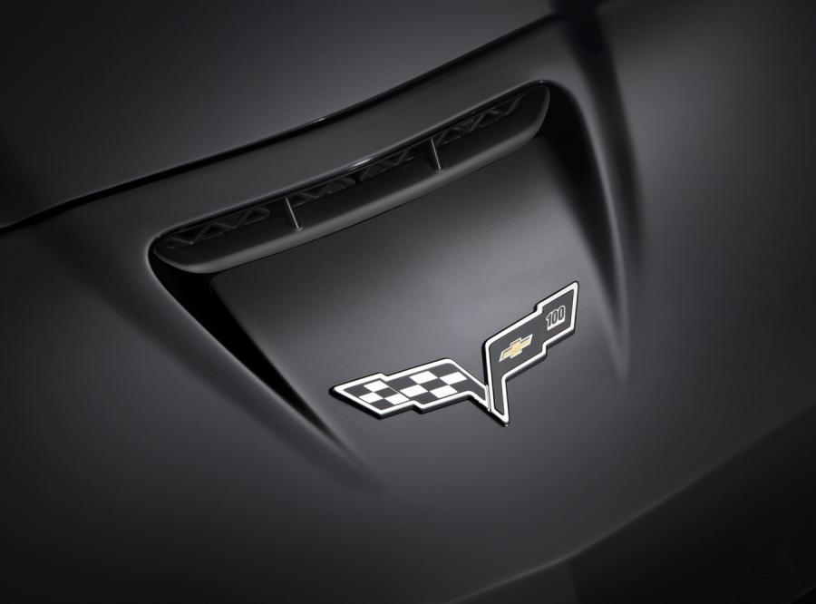 Corvette Z06 wersji Centennial Edition