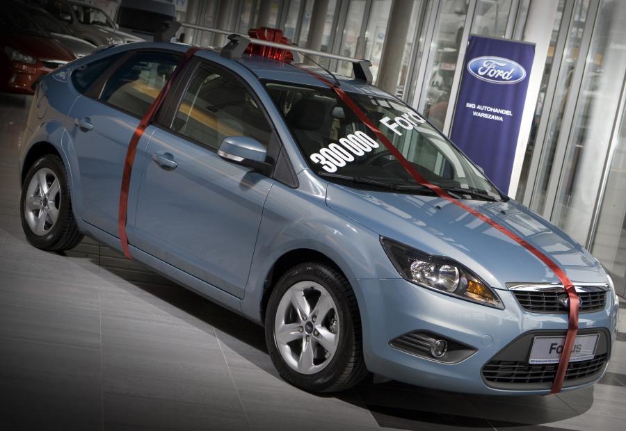 Polski Ford numer 300 tysięcy…