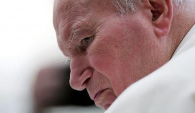 Jan Paweł II w Watykanie 22 września 2004 roku