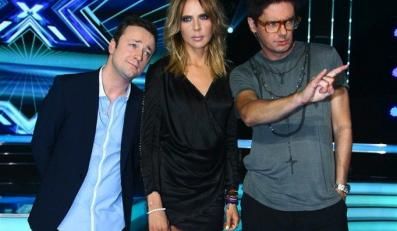 "Kłótliwe jury ""X-Factor"""