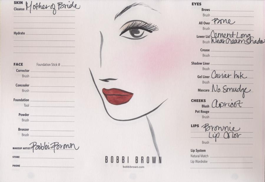 Makijaż ślubny - propozycja Bobby Brown dla matki panny młodej