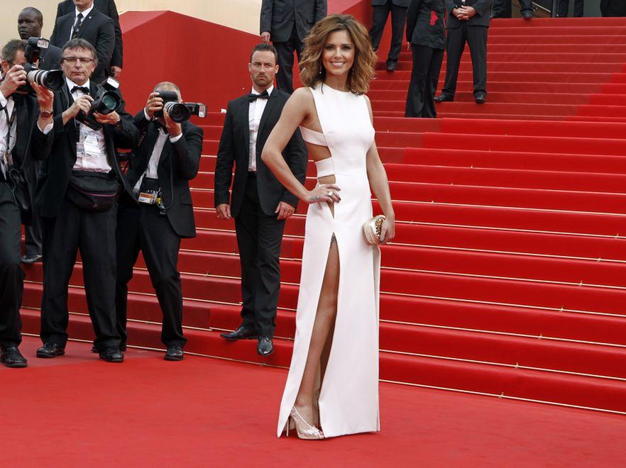 """Cheryl Cole. Brytyjska wokalistka i jurorka jest wzorem dla większości Brytyjek. """"Glamour"""" przyznał jej drugie miejsce w rankingu najlepiej ubranych celebrytek. To wyróżnienie również dla nas – Cole uwielbia kreacje polskiej projektantki – Ewy Minge"""