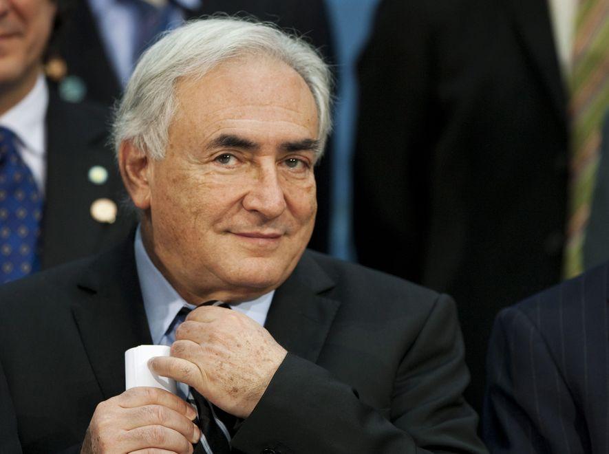 Szef Międzynarodowego Funduszu Walutowego aresztowany!