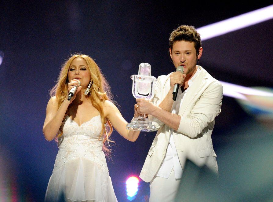 Festiwal Eurowizji wygrał Azerbejdżan