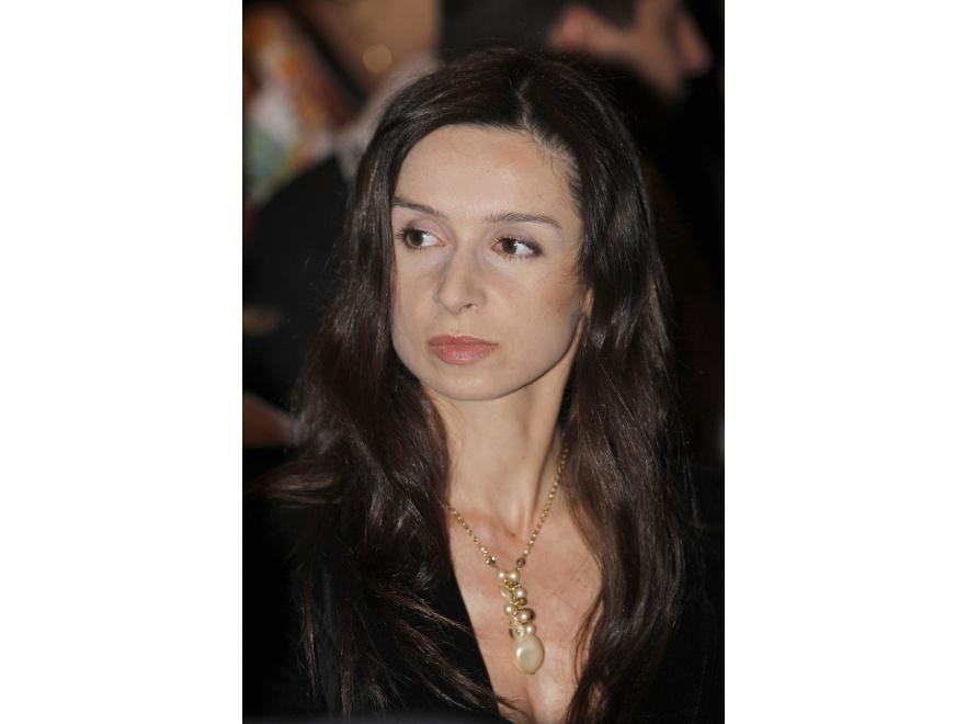 Zanim Marta Kaczyńska zatrudniła stylistę, stawiała na mniej wrazisty wizerunek.