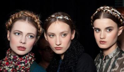 Makijaż Bobbi Brown dla Rachel Roy w stylu Earthy Tones na New York Fashion Week Autumn/Winter 2011