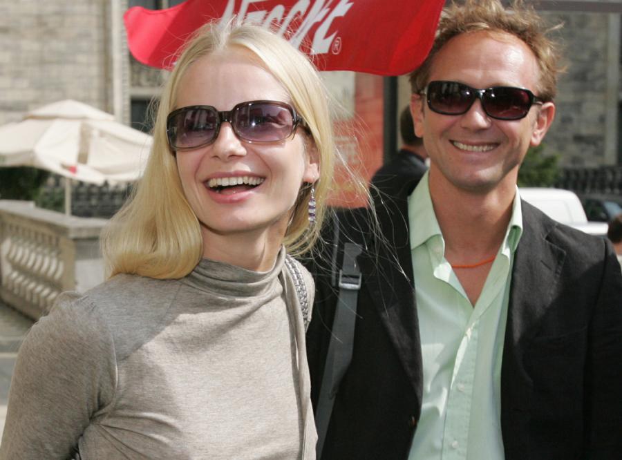 Magdalena Cielecka i Andrzej Chyra niby się rozstali, ale wciąż wokół siebie orbitują