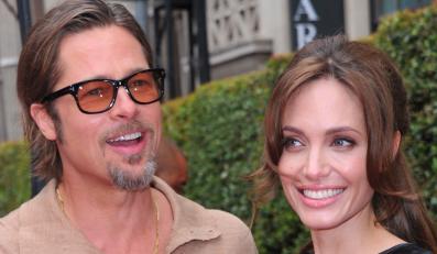 Angelina i Brad