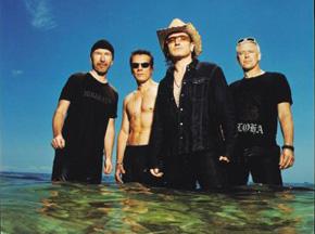Muzycy U2 uhonorowani