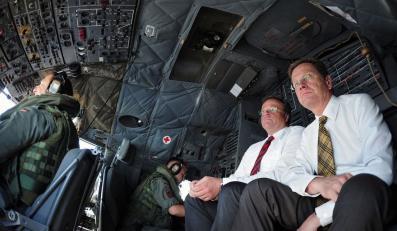Niemcy nie chcą rozmawiać z Kadafim. Uznają radę rebeliantów