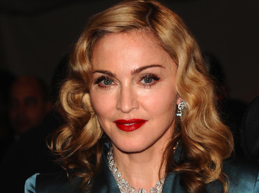 Komiksowe życie Madonny
