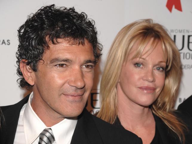Melanie Griffith i Antonio Banderas - od 15 lat razem