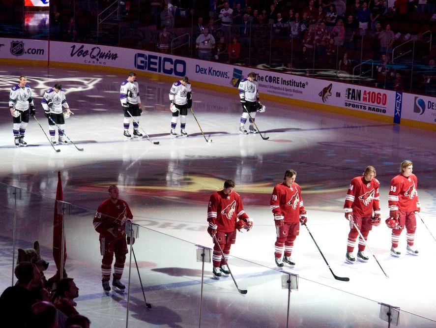 Kolejna podwyżka dla hokeistów ligi NHL
