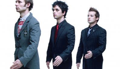 Walentynkowa sesja Green Day
