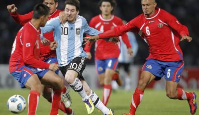 Leo Messi miał trudne zadanie