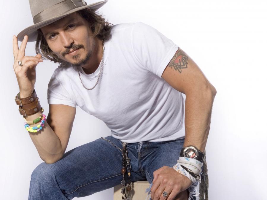 Johnny Depp gra i produkuje