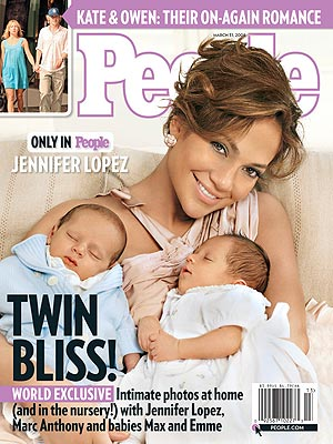 J.Lo do nieadwna była rekordzistką! Za sesję z Emme i Maxem dostała 6 mln