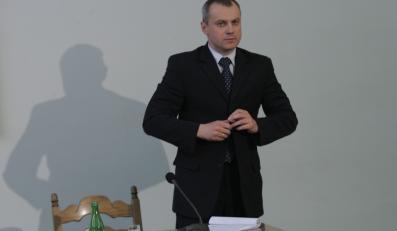 Prokurator Balas: Miałem wątpliwości, czy zatrzymywać siłą Barbarę Blidę