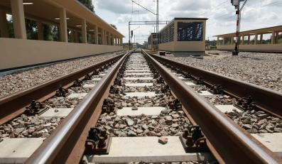 Nowe tory na najważniejszej linii w Polsce