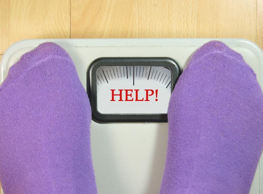 Adriano waży 106 kg