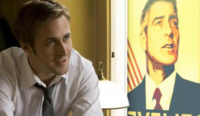 "Ryan Gosling w filmie ""The Ides of March"""