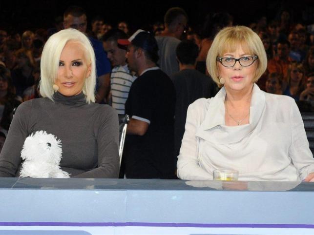 """Elżbieta Zapędowska i Kora z Ramoną w jury """"Must be the music"""""""