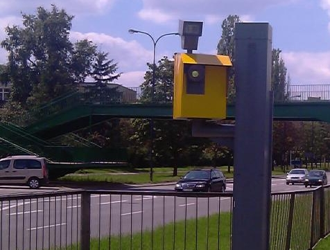 Obsługująca system fotoradarów inspekcja drogowa boryka się z kradzieżami i dewastacją sprzętu