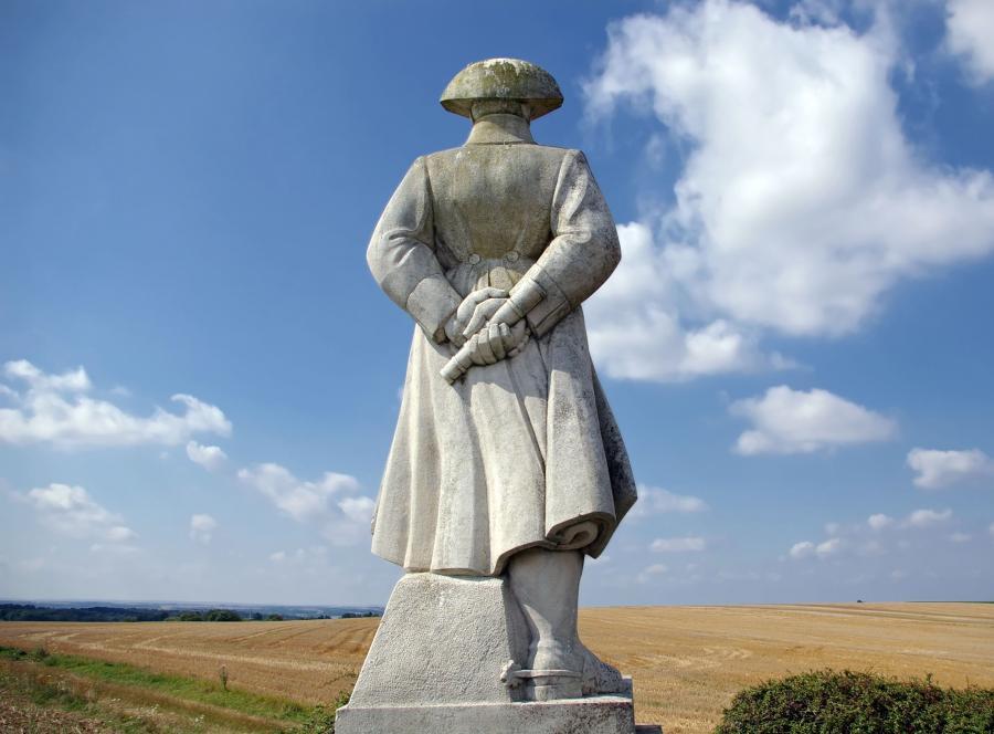 Pomnik Napoleona Bonaparte