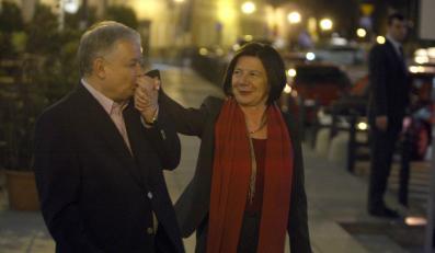 Po kolacji był czas na romantyczny spacer