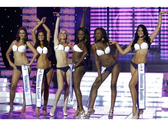 Finał Miss Supranational 2011 – kandydatki w strojach kąpielowych