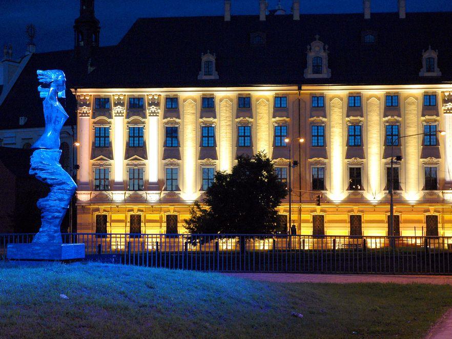 Uniwersytet Wrocławski - na terenie uczelni i jej akademików będzie można ścigać przestępców