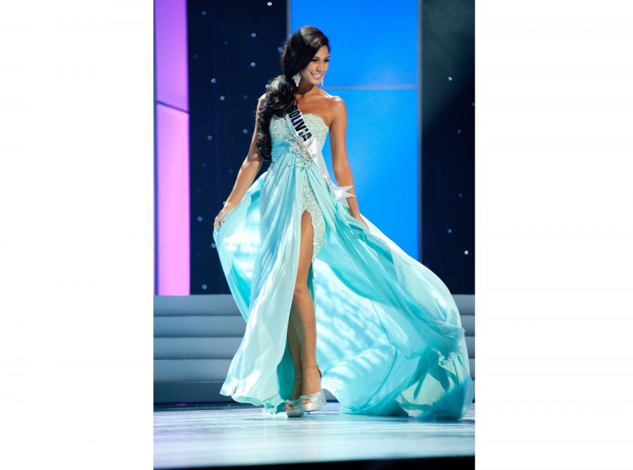 Miss Boliwii 2011, Olivia Pinheiro