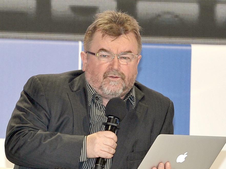 Edward Miszczak, dyrektor programowy TVN