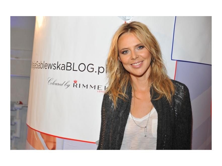 Maja Sablewska została polską twarzą marki Rimmel.