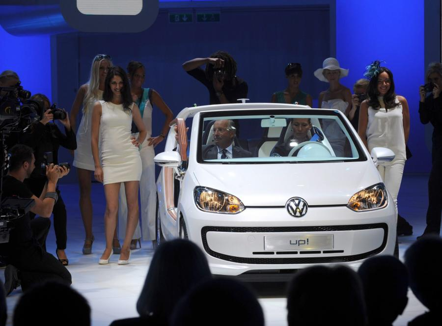 Volkswagen pędzi po zwycięstwo