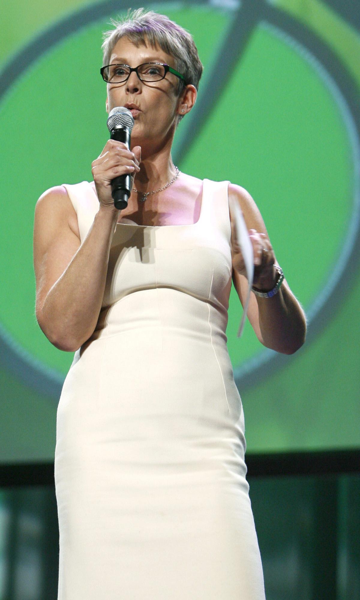 Aktorka Jamie Lee Curtis