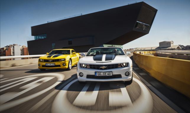 Co wybrać? Camaro coupe czy kabrio