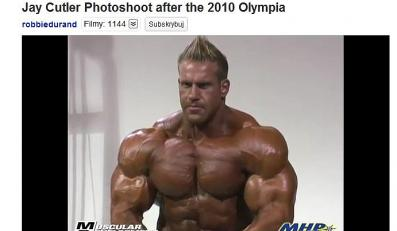 Jay Cutler - Mr Olympia 2010