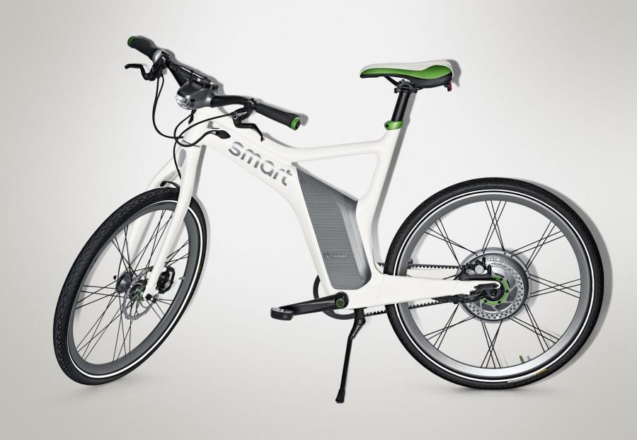 Elaktryczne rowery wjeżdzają do miast