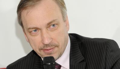 Minister Bogdan Zdrojewski