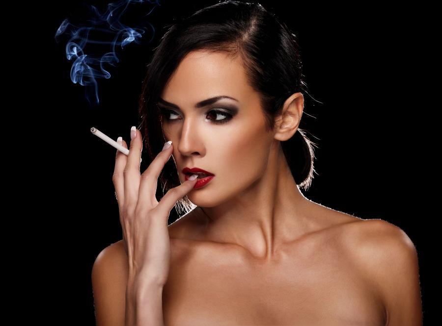 Po rzuceniu palenia kobiety tyją średnio 5 kg