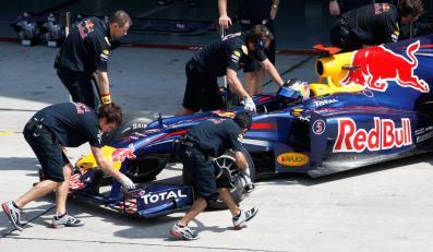 Sebastian Vettel wywalczył pole position