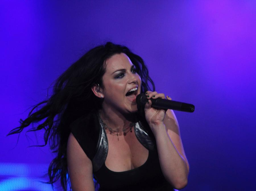 Amy Lee z Evanescence