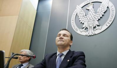 Sikorski prosi prezydenta o kolejny termin spotkania